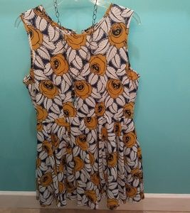 Maison Jules Dress Size XL